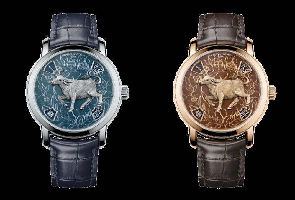 Vacheron Constantin Year of the Ox watch