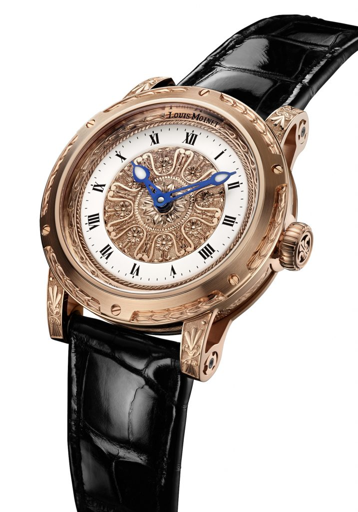 Louis Moinet unveils special edition watches in honor of its Moscow boutique opening.