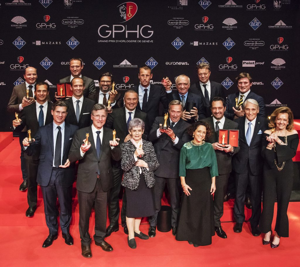 GPHG 2017 Award winners