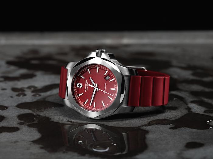 Victorinox's I.N.O.X Red