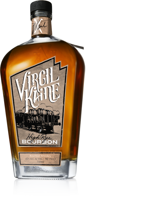 Virgil Kaine takes its name from a conductor-by-day, bootlegger-by-night legend.