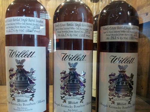 Willett Distilleries Bourbon