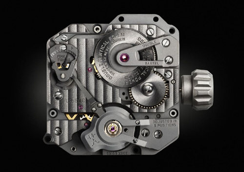 Movement concept for Urwerk EMC