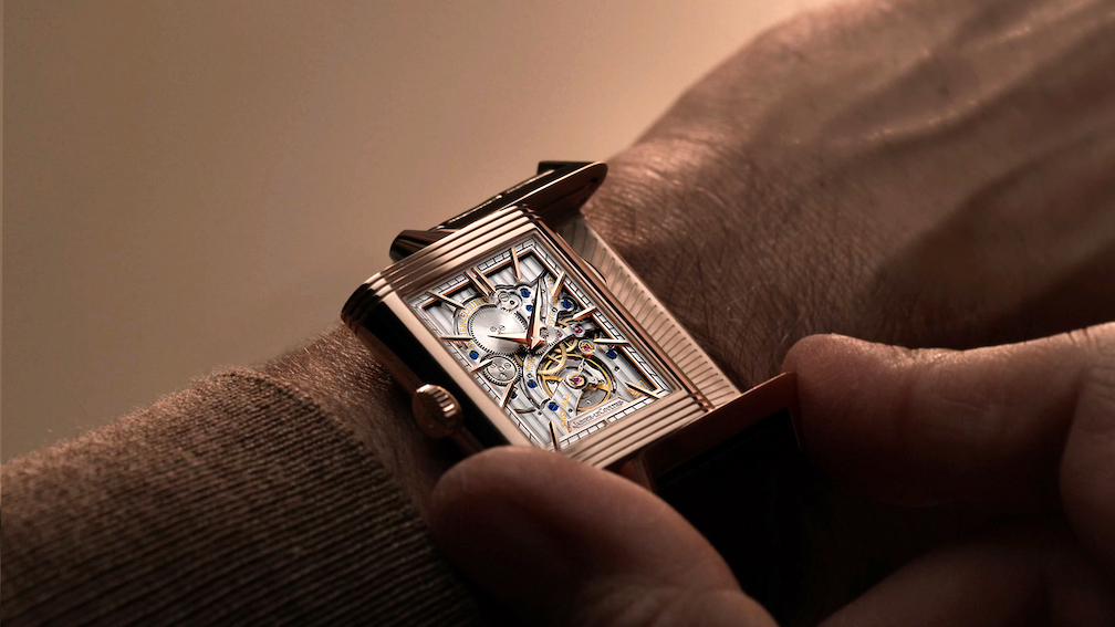 Jaeger-LeCoultre Reverso Tribute Minute Repeater watch