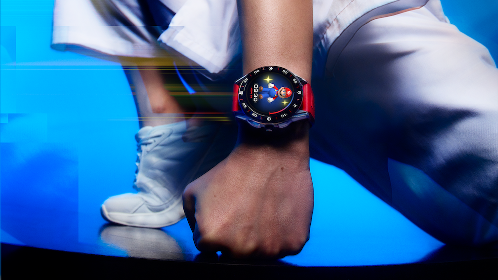 TAG Heuer x Super Mario Limited Edition watch